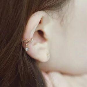 Aelin Ethereal Ear Cuff Gold